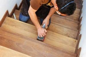 énovation d'un escalier en bois