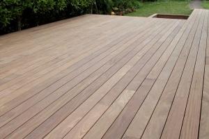 Coût d'une terrasse en bois