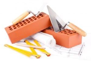 Les fournitures indispensables aux travaux de maçonnerie