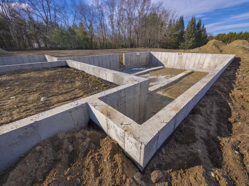 Le prix de fondations de maison au m3 et devis for Baisser le prix d une maison