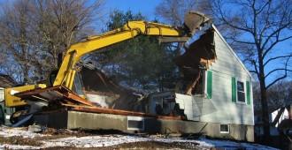 cout demolition maison