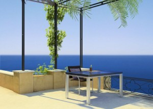 prix d 39 une terrasse en b ton au m2 tous les couts et devis. Black Bedroom Furniture Sets. Home Design Ideas