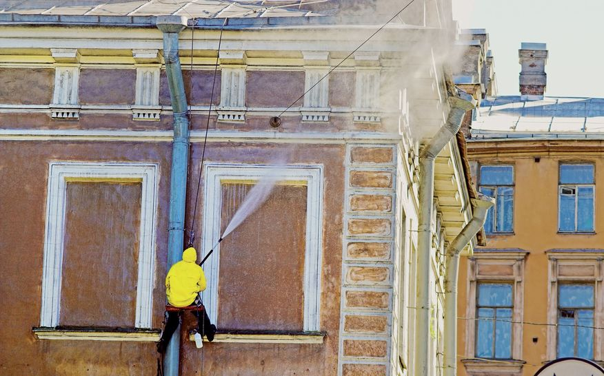 Prix nettoyage fa ade tous les tarifs et devis nettoyage for Devis renovation facade