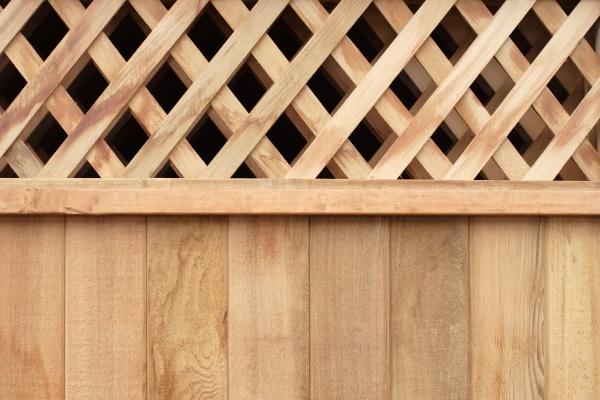 Prix d'une clôture en bois