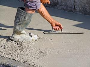 Le tarif d'aménagement d'une dalle en béton