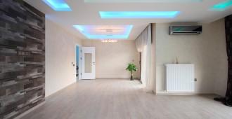 éclairage intérieur d'un salon