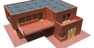 Etanchéité d'une toiture terrasse