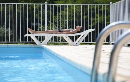 Barrière de piscine