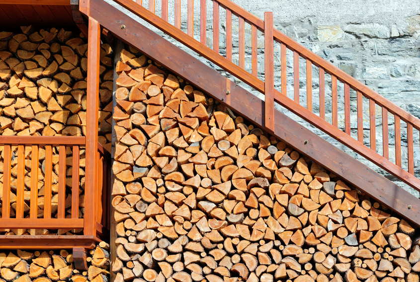 Le chauffage au bois