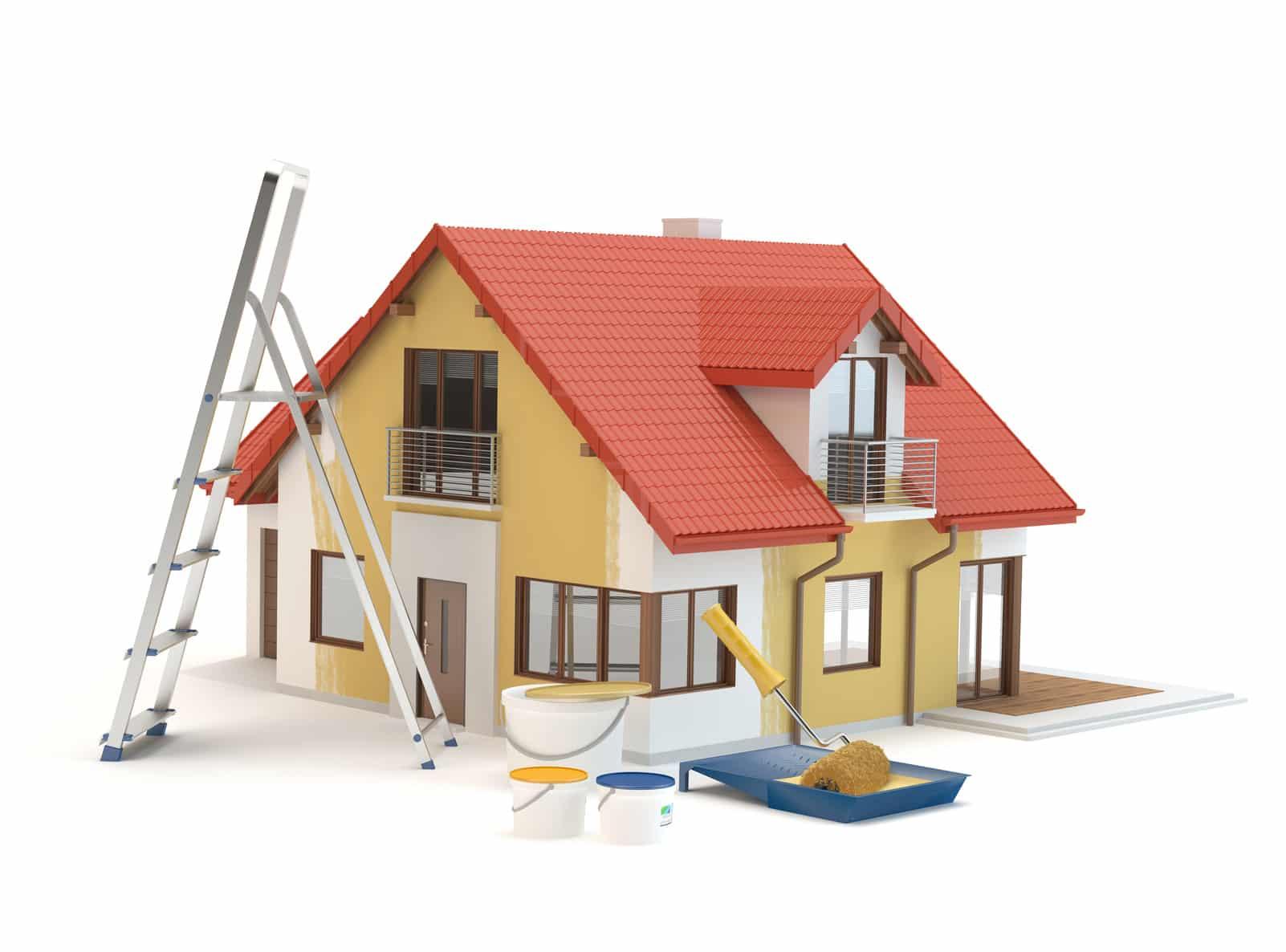 Prix pour peindre une toiture tous les tarifs et devis - Peinture pour toiture tuile beton prix ...