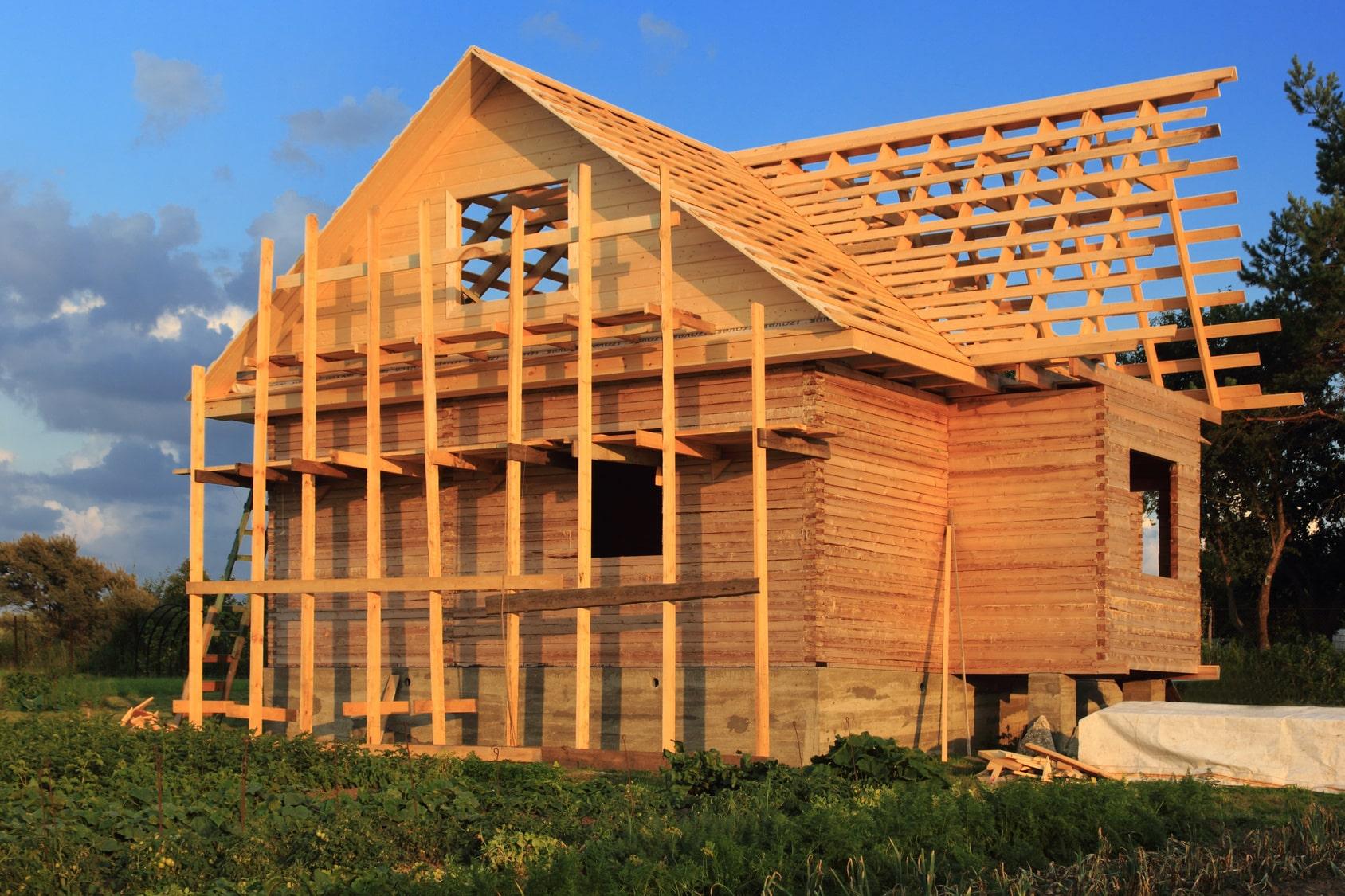 Le prix de construction d 39 une maison en bois au m2 et devis for Prix de construction maison