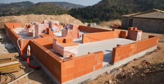 Maison en construction. Quel sera son prix ?
