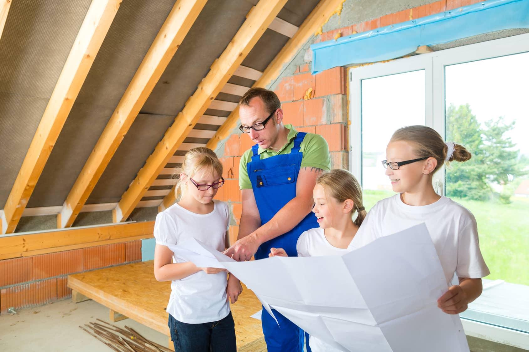 Aménagement Grenier En Chambre Autorisation aménager des combles : tous les conseils et astuces pratiques