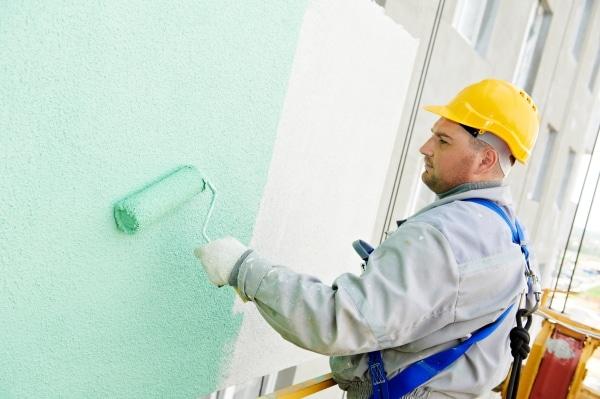 Le prix d'une peinture de façade