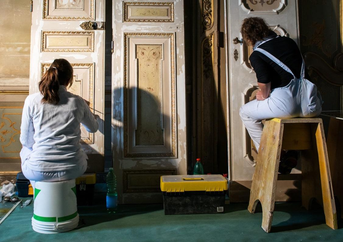 rénovation portes professionnels