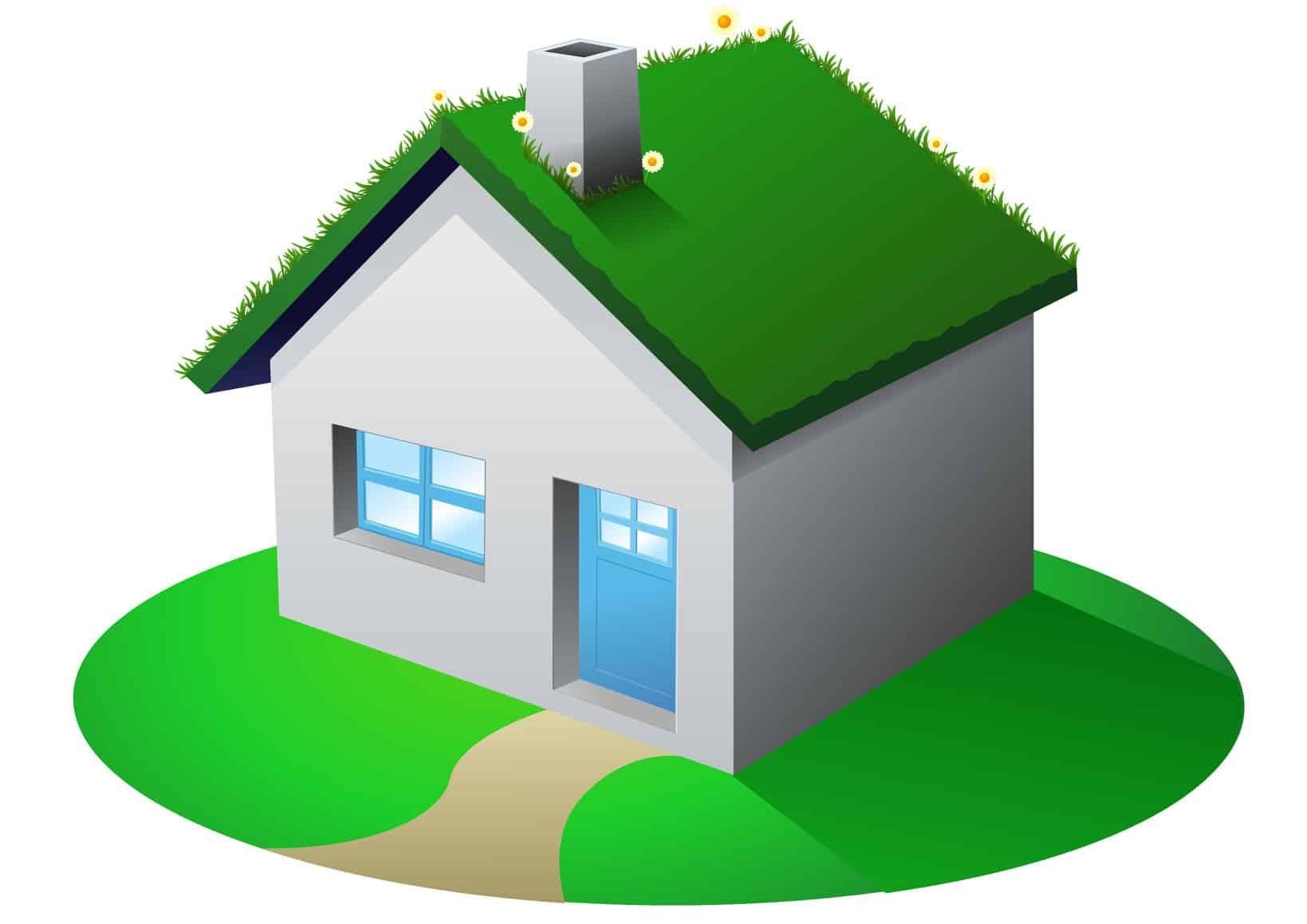 Le prix d 39 une toiture v g talis e au m2 les tarifs et devis for Tarif maison individuelle