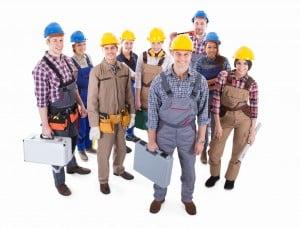 Artisans du bâtiment
