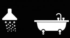 choisir douche ou baignoire