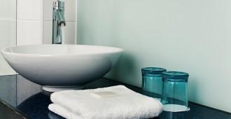 Lavabo posé salle de bain