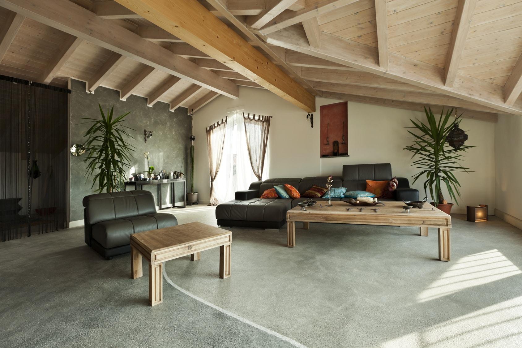 Raumgestaltung Wohnzimmer Modern