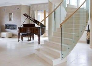 Peindre un escalier en bois - Peindre un escalier en blanc ...