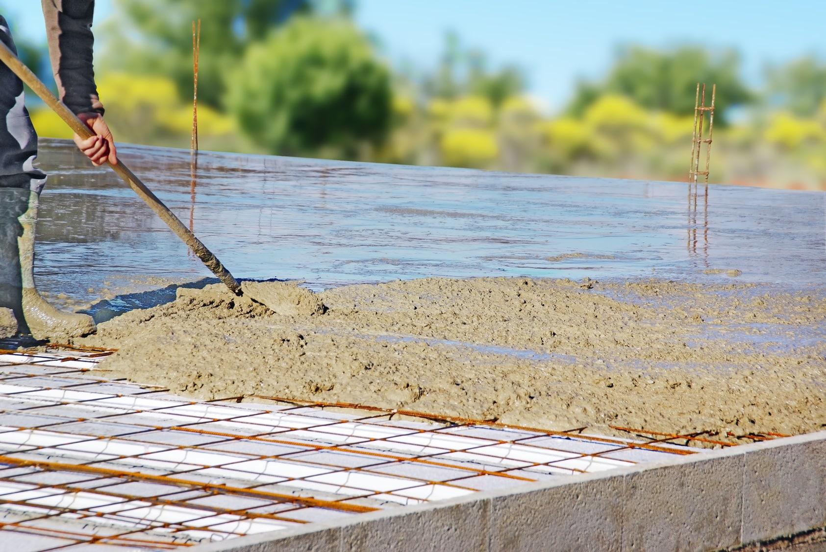 Comment Fabriquer Une Terrasse En Beton couler une dalle en béton étape par étape