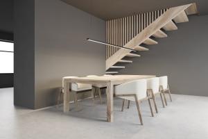 Le coût d'un escalier en bois