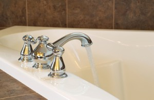 robinet de votre baignoire