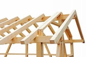 construction d'un garage en bois pas-à-pas - Cout De Construction D Un Garage