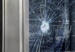 remplacement d'une vitre