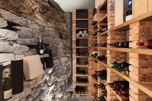 aménager une cave à vin