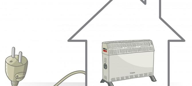 Radiateur électrique pour rénovation