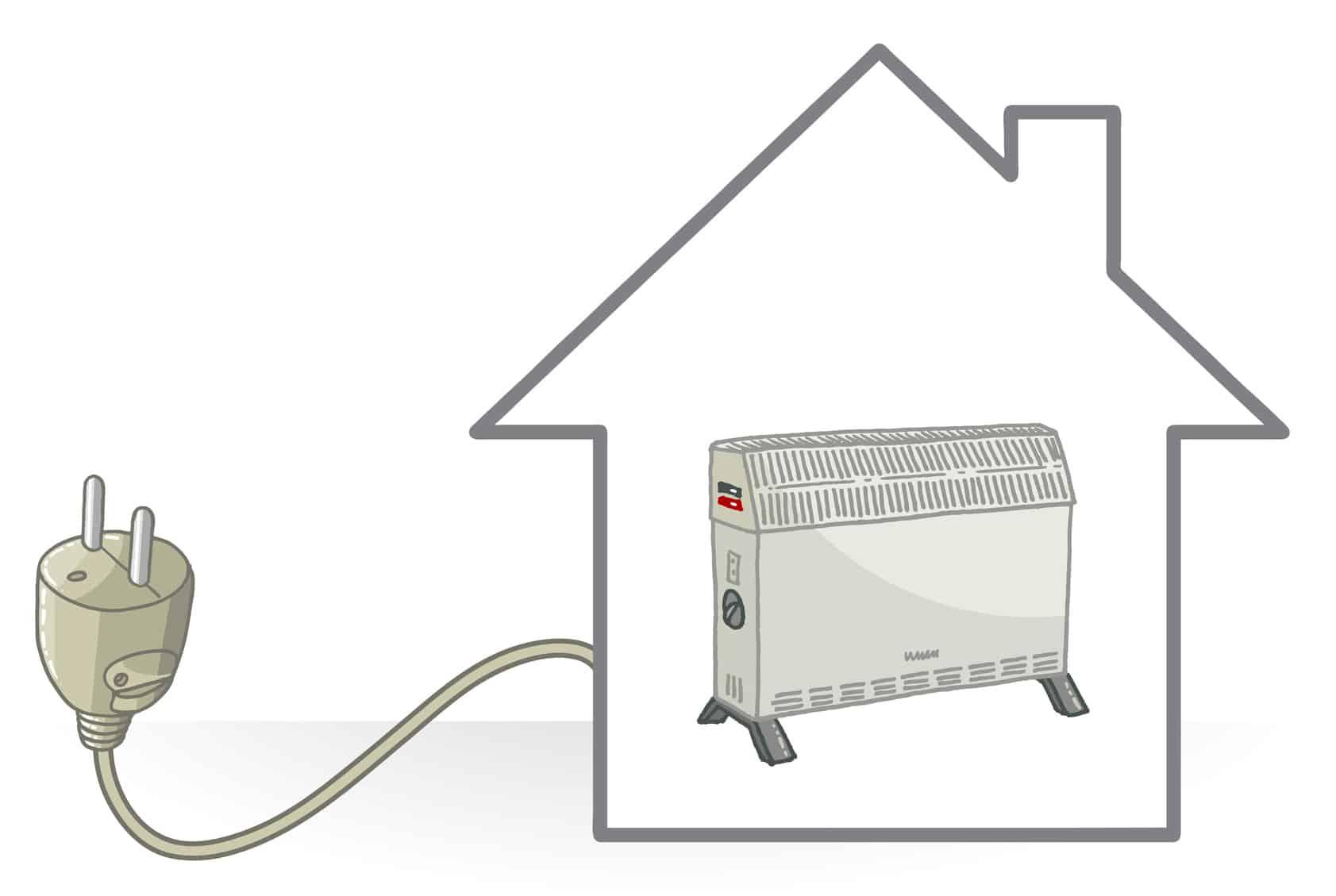 le chauffage lectrique en r novation est il une bonne. Black Bedroom Furniture Sets. Home Design Ideas