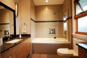 Am nagement de salle de bain tape par tape - Amenagement de la salle de bain ...