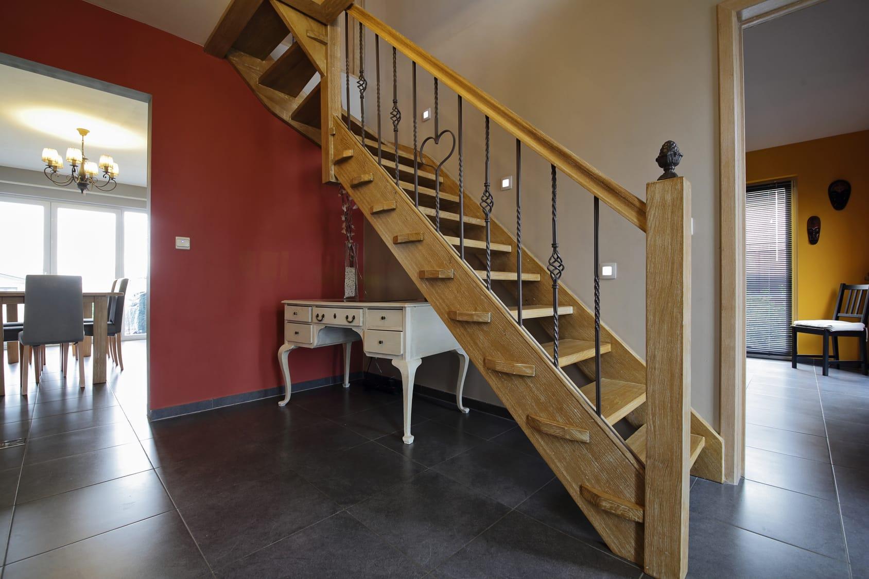 Prix pour une tr mie d escalier - Escalier electrique interieur ...