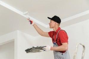 prix de peinture d 39 un plafond au m. Black Bedroom Furniture Sets. Home Design Ideas