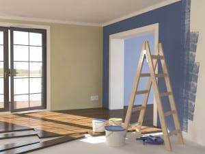 Rénovation complète d'une appartement