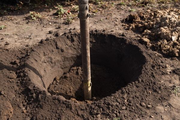 Le coût d'un forage de puits