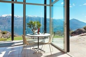 baie vitr e sur mesure prix et r alisation. Black Bedroom Furniture Sets. Home Design Ideas
