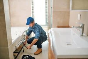 Coût de rénovation d'une salle de bain