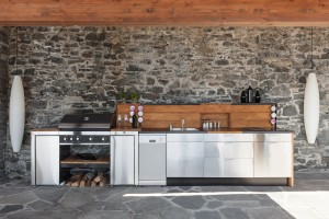 conseils d am nagement d une cuisine ext rieure. Black Bedroom Furniture Sets. Home Design Ideas