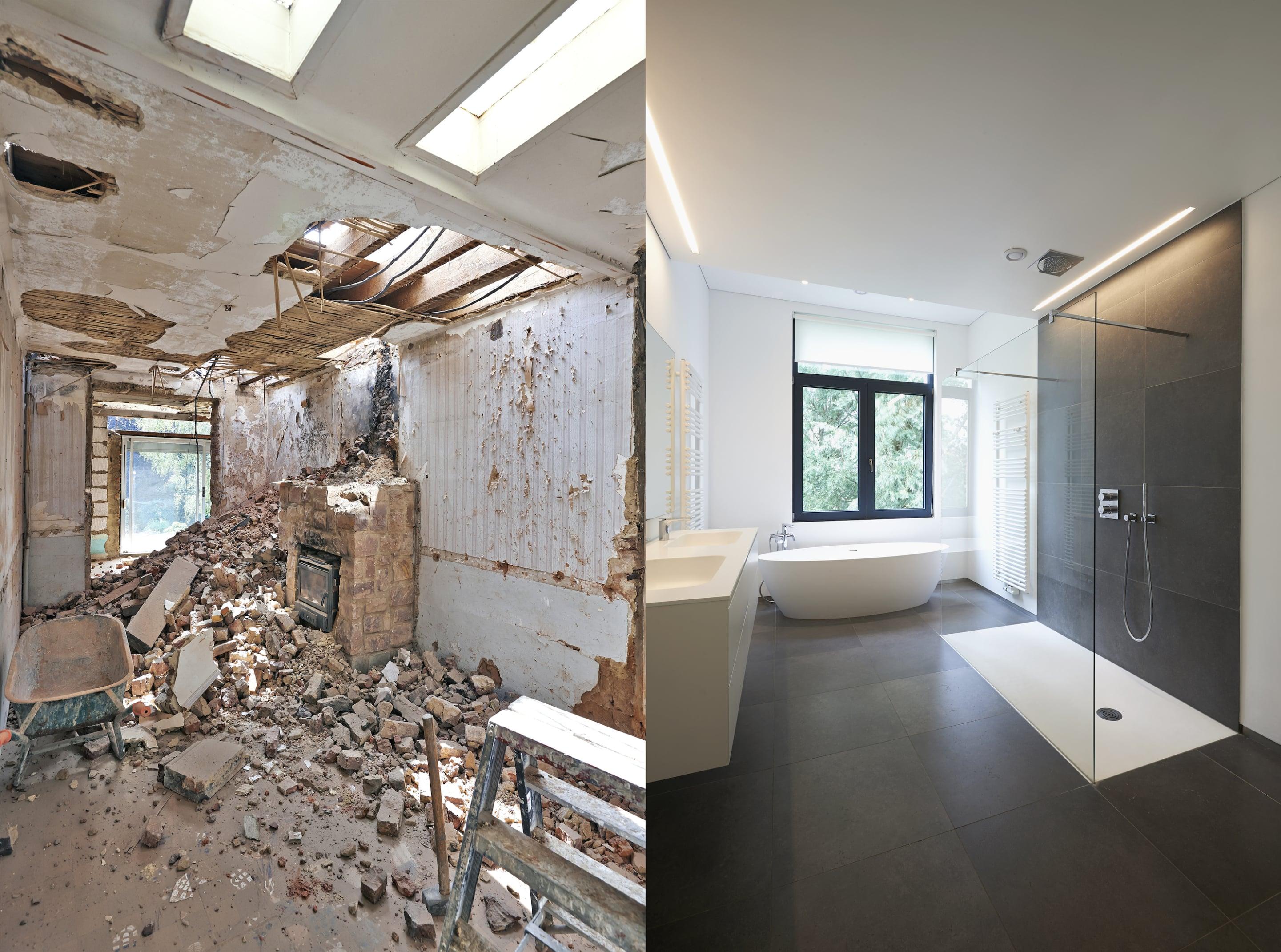 Budgetiser La Renovation D Une Salle De Bain