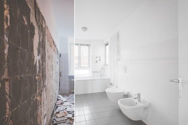 Prix rénovation salle de bain