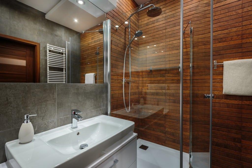 Revetement Mural A Coller choisir un revêtement mural pour salle de bain