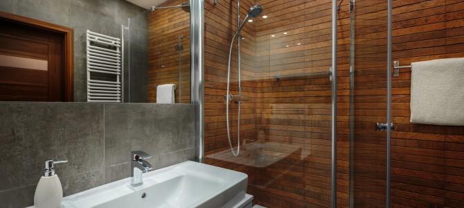 bois salle de bain