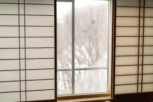 cloison japonaise