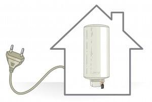 chauffe eau lectrique prix et choix. Black Bedroom Furniture Sets. Home Design Ideas