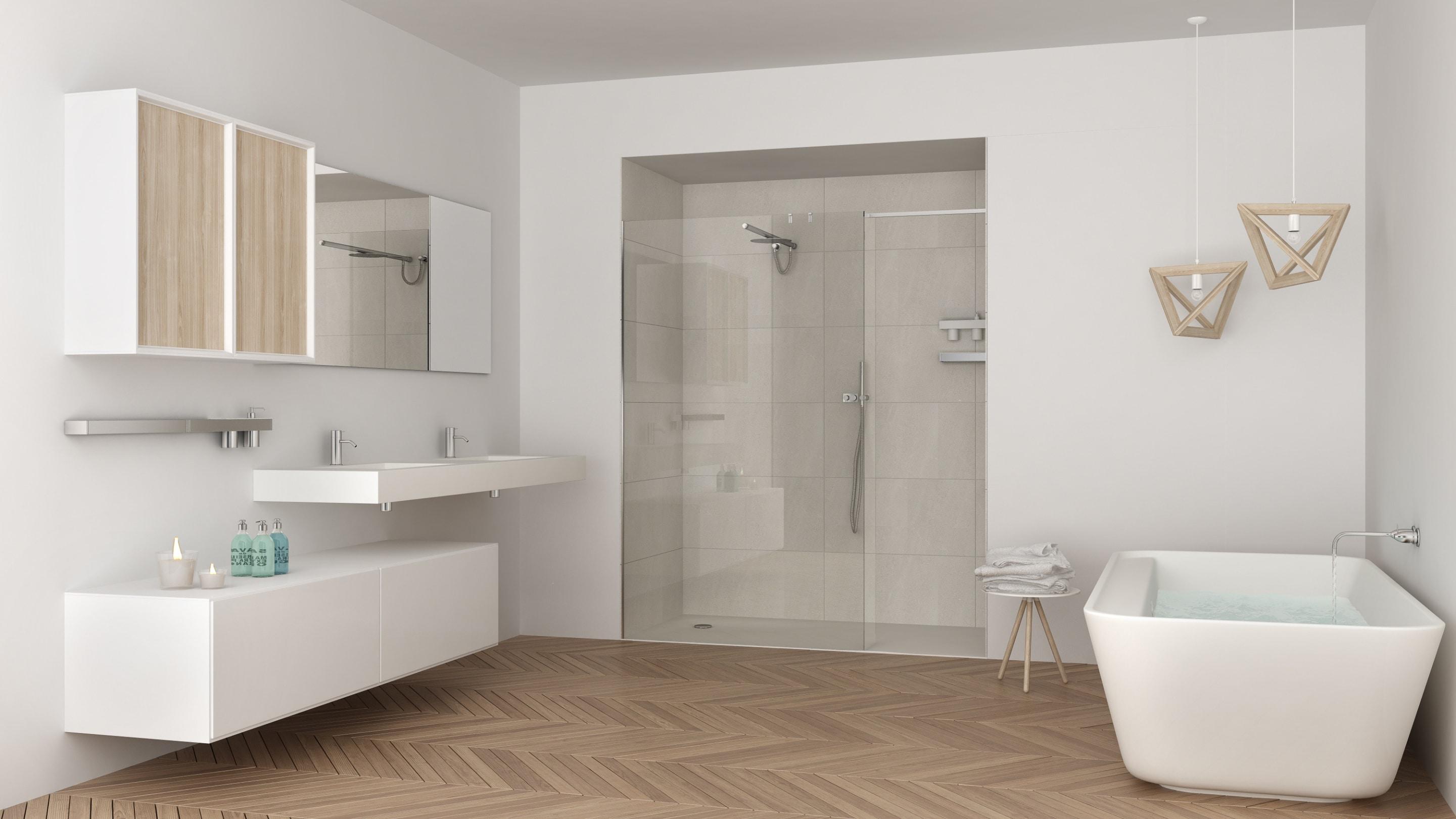 Salle De Bain Et Wc Dans Espace Reduit prix d'un meuble de salle de bain