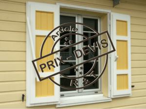 Prix De La Pose Ou Remplacement Dune Fenêtre Et Exemple De Devis