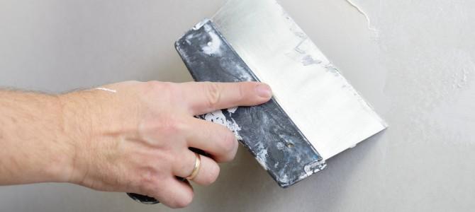 Guide en r novation et devis travaux r t - Reparer trou dans placo ...
